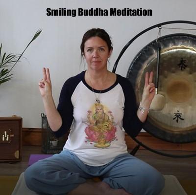 Smiling Buddha Meditation