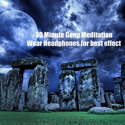 Gong Meditation Summer Solstice