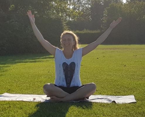 Outdoor Yoga June 2020