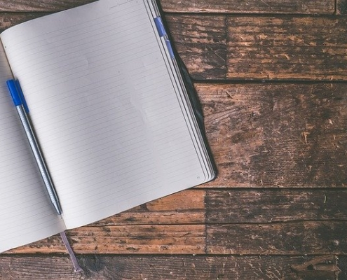 The Sweet Practice of Keeping a Journal