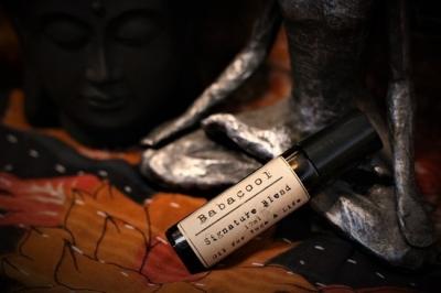 Babacool Meditation Oil