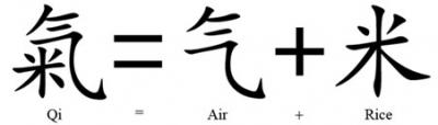 Qi Air and Rice
