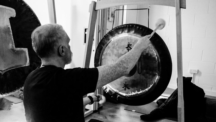 Level Two Gong Training Courses