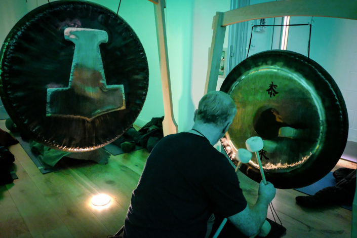 Thor Gong and Symphonic Gong