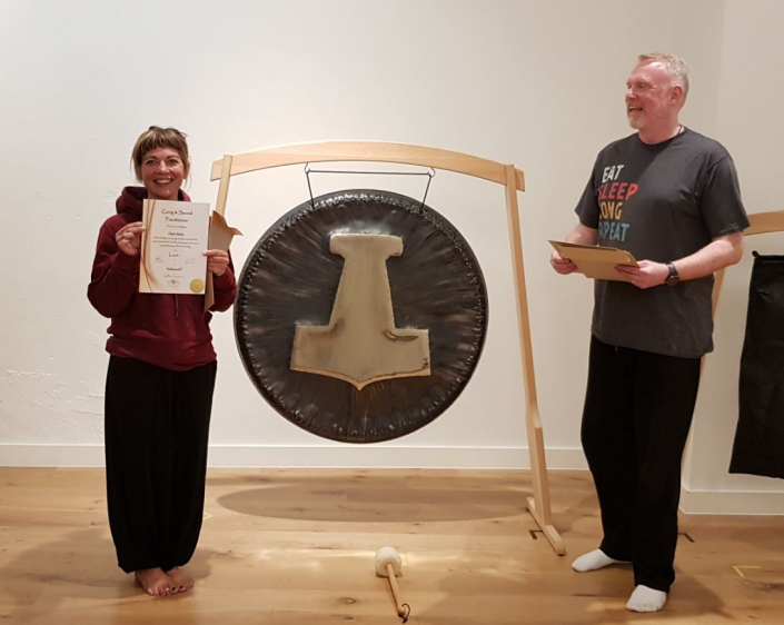 Learn to Play Gong London