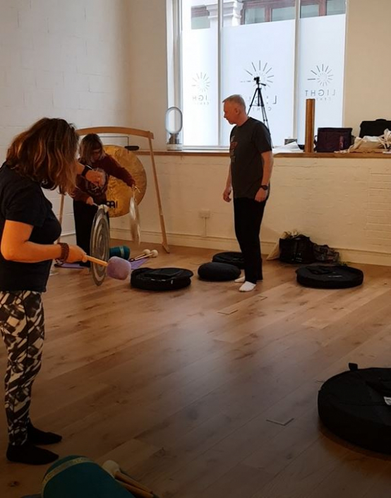 Gong Training London