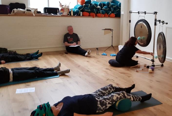 Gong Bath Gong Training