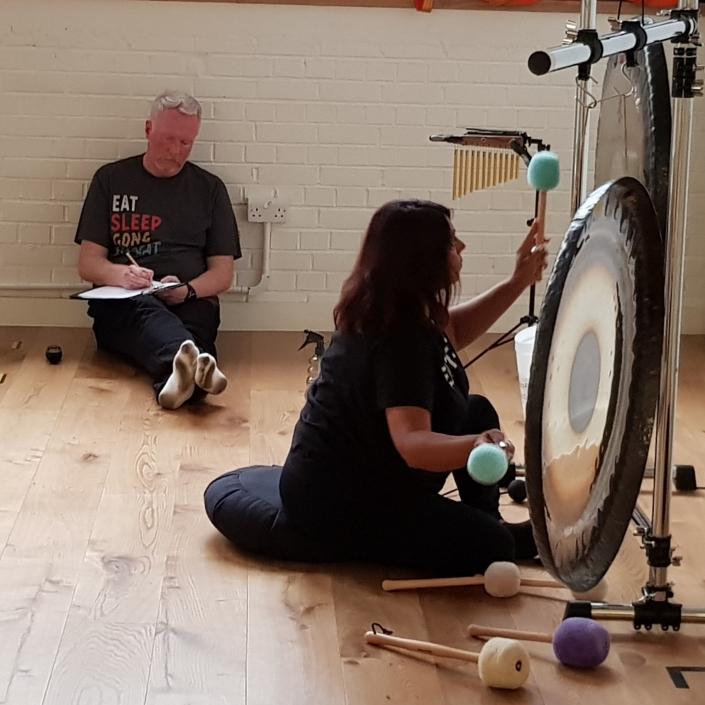 Level One Gong Training London