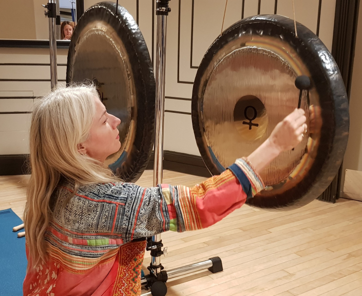 Gong Training Beginners
