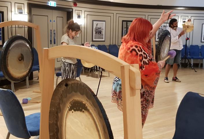 London Gong Training