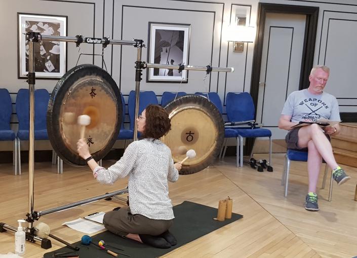 London Level 1 Gong Training