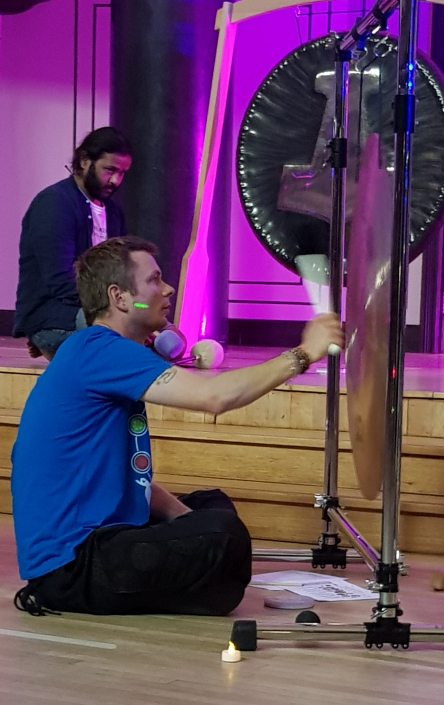 Gong Training Course