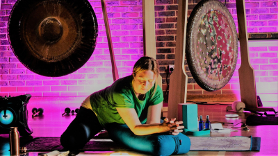 Yin Yoga and Gong Workshops